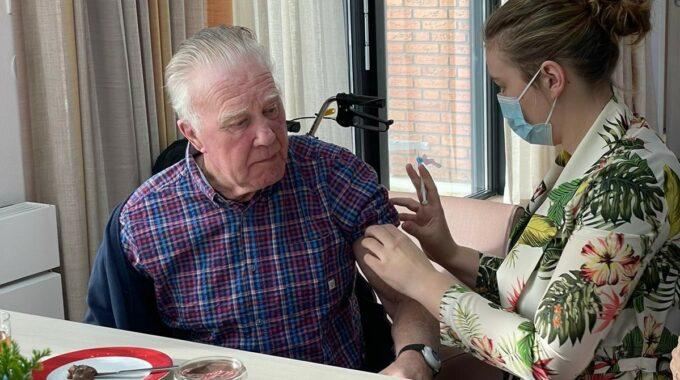 Vaccinatie corona Kleingeluk