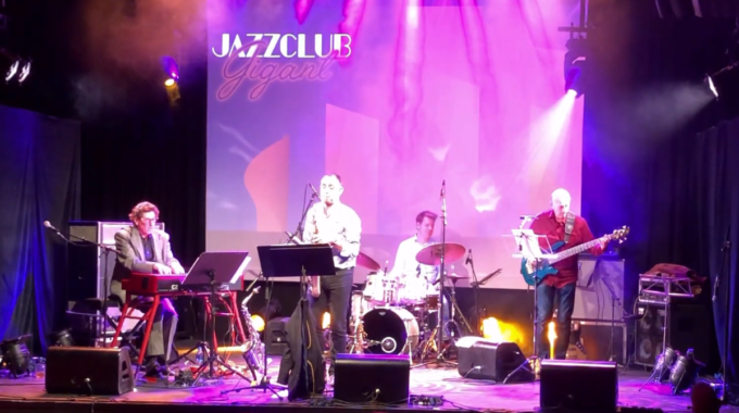 guus essers band jazzclub gigant