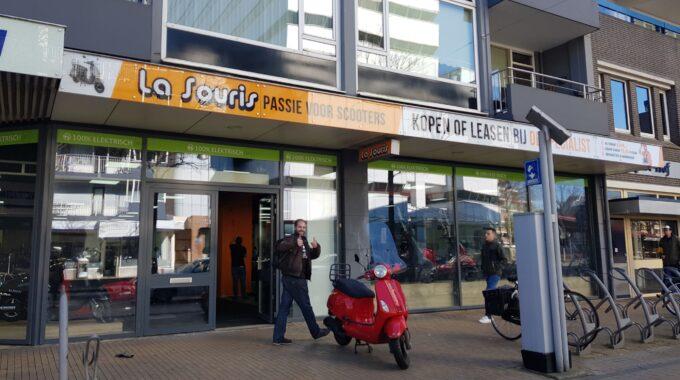 la souris hofstraat scooters