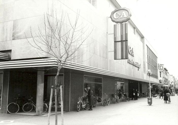C&A winkel Hoofdstraat