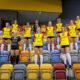Dames volleybal team