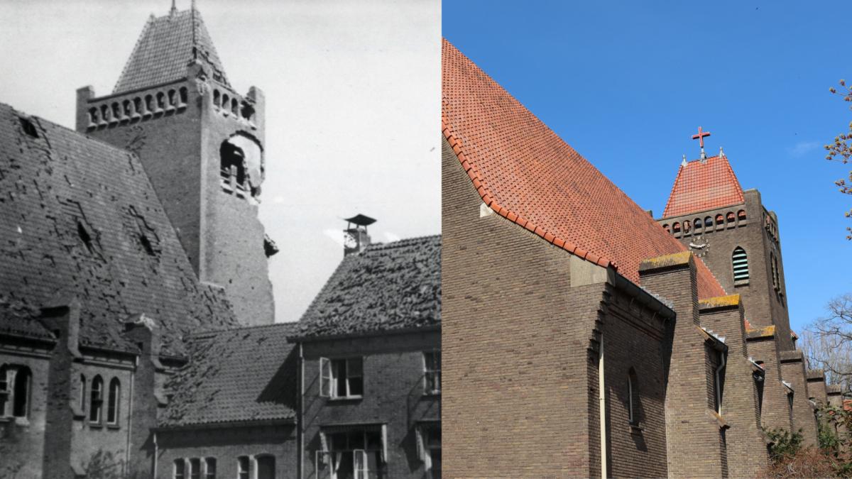 Teresiakerk Zilverschoon