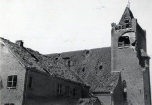 Teresiakerk oorlog