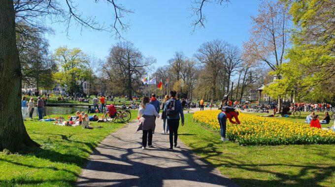 Koningsdag oranjepark