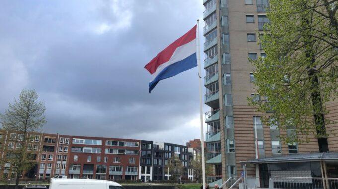 vlaggen bevrijdingsdag idb