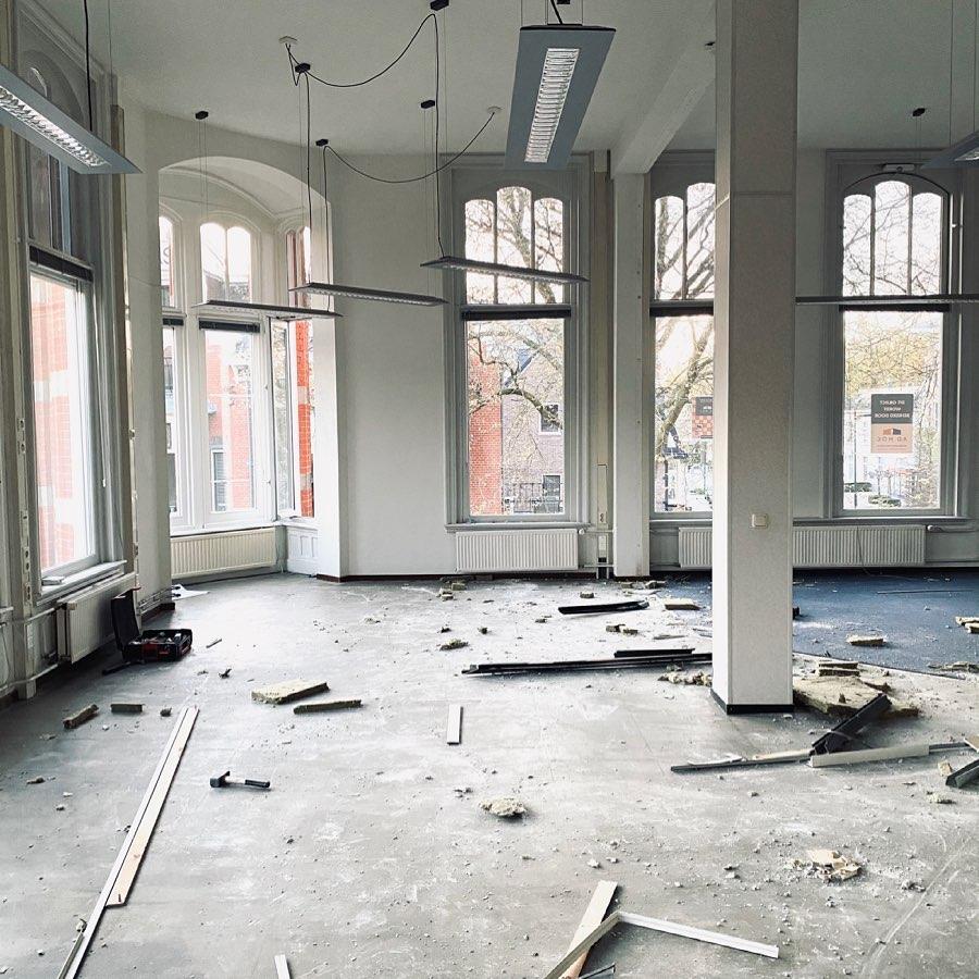 Studio Donderdag showroom