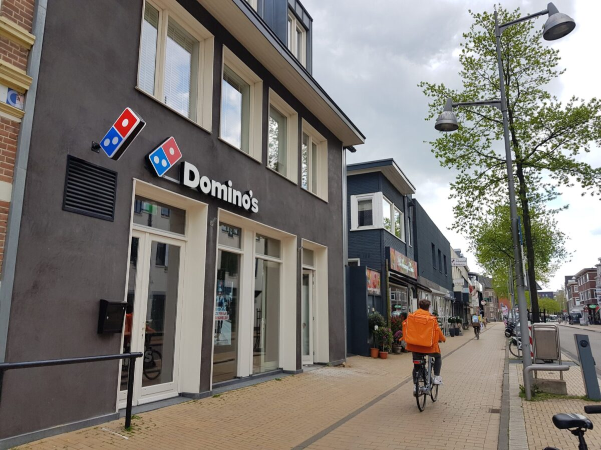 Dominos stationsstraat