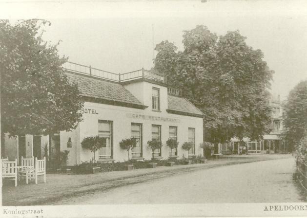 het posthuis