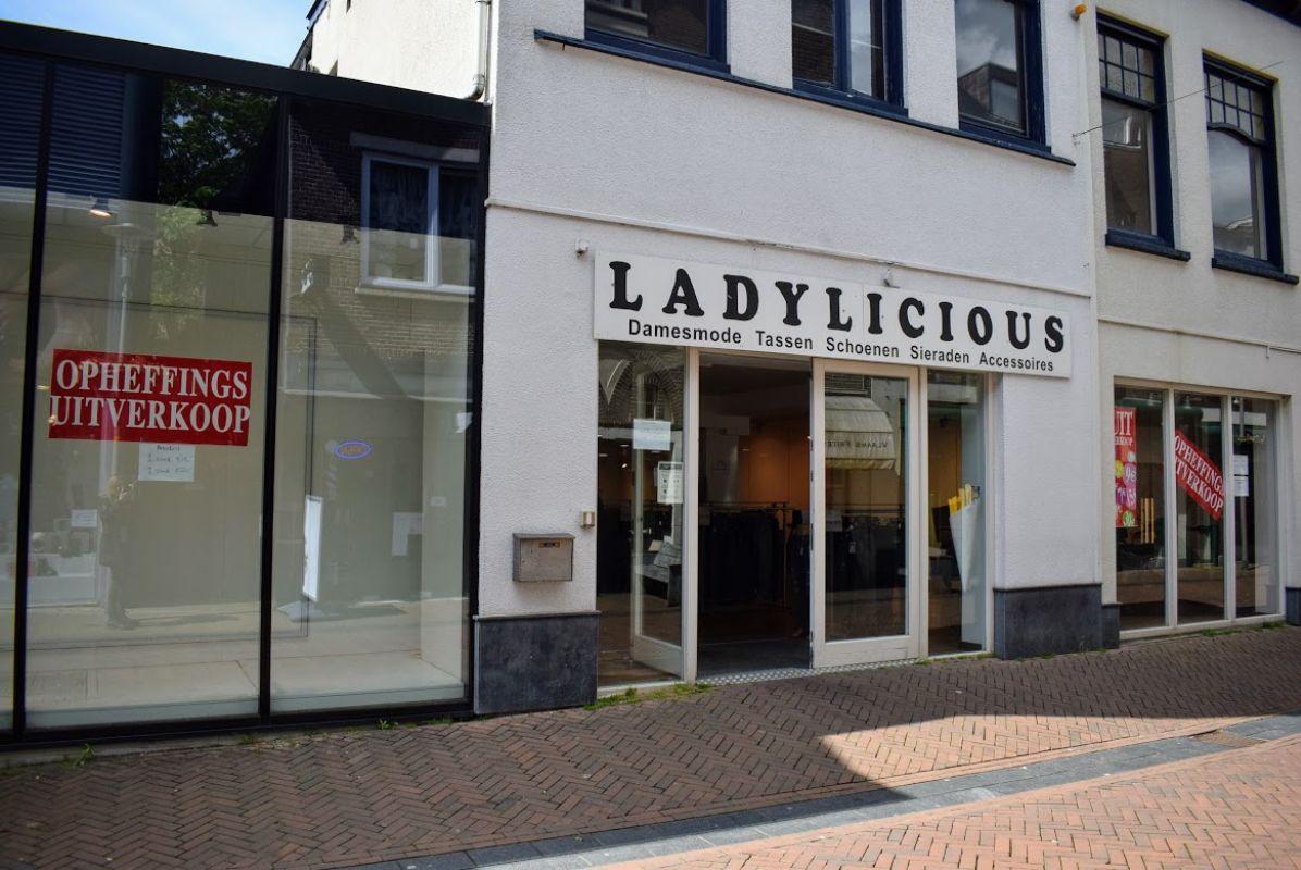 ladylicious leegverkoop
