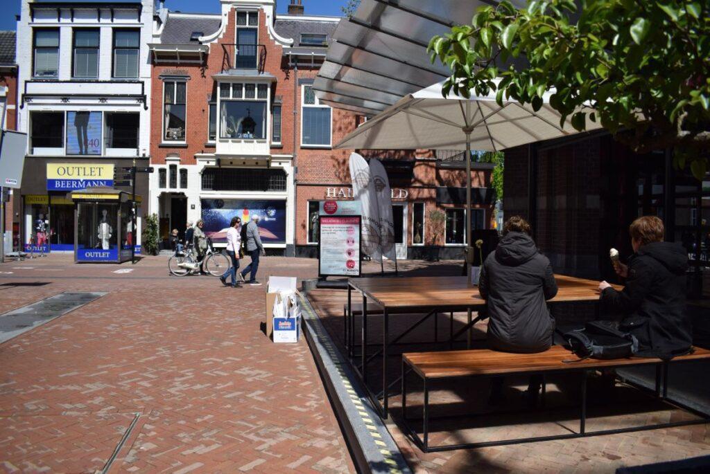 claudio's ijssalon marktplein deventerstraat