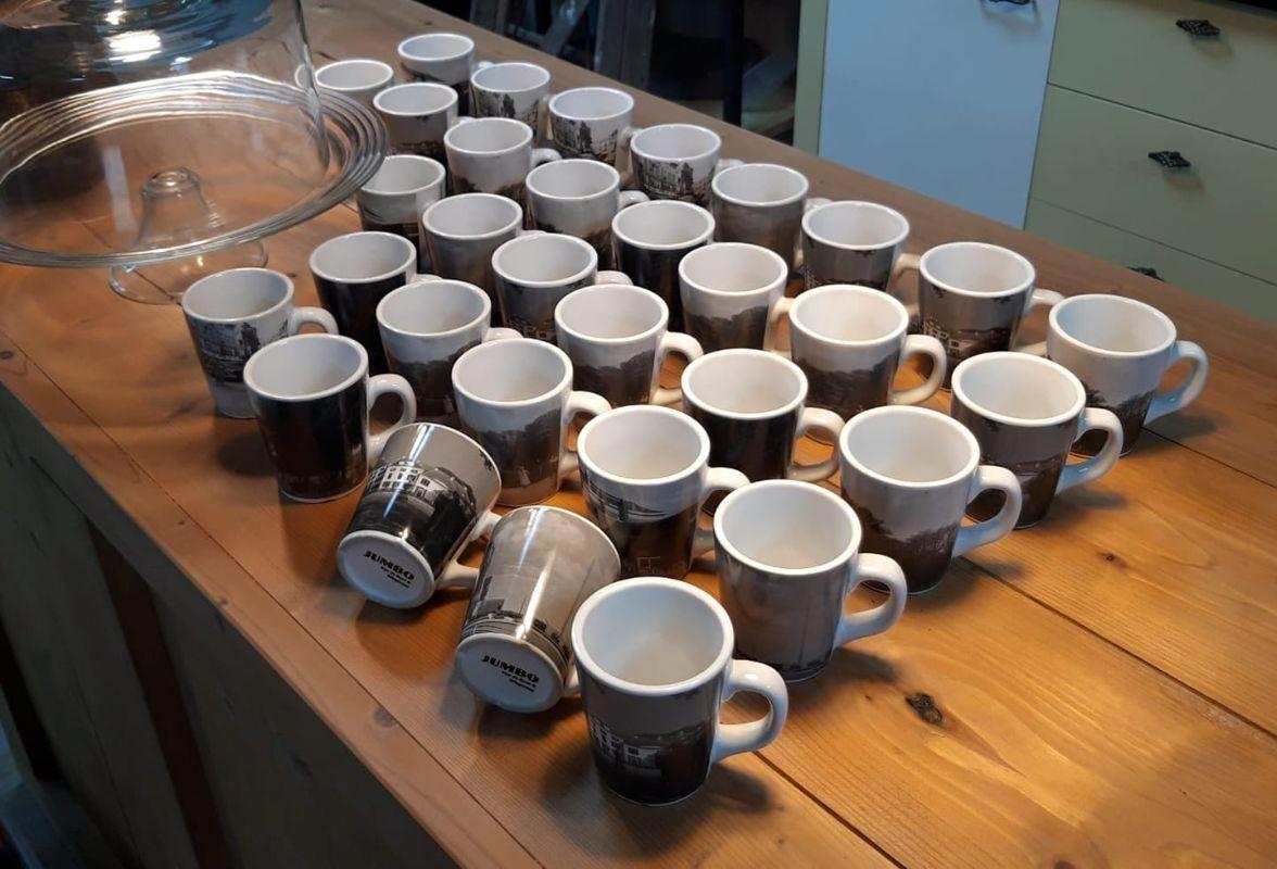 koffiehuis het kletskopje koffiekopjes oud apeldoorn jumbo van de bunt