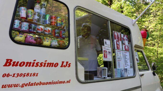 ijsbus gelato buonissimo