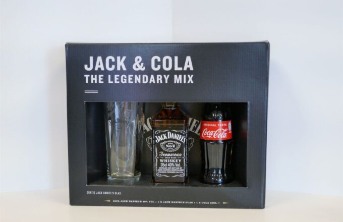 Jack & Cola Slijterij René