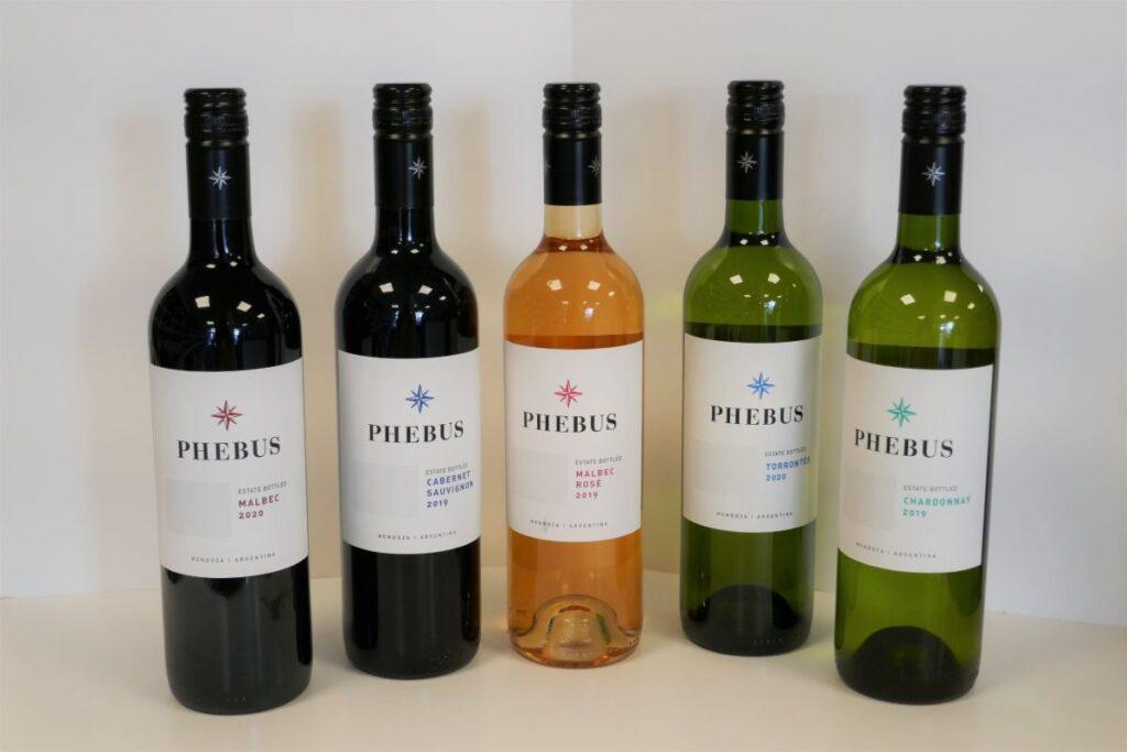 Phebus wijnen Slijterij René