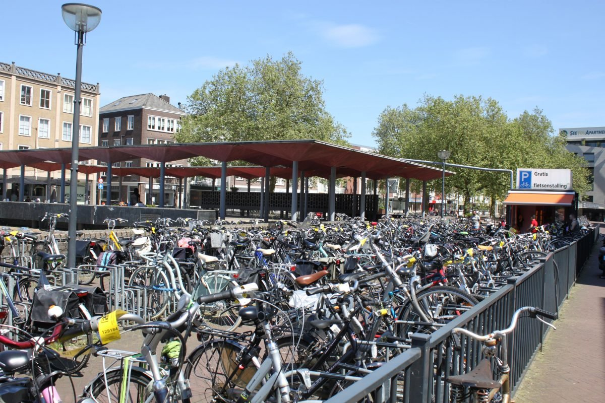 fietsdiefstal aangiftes in arnhem