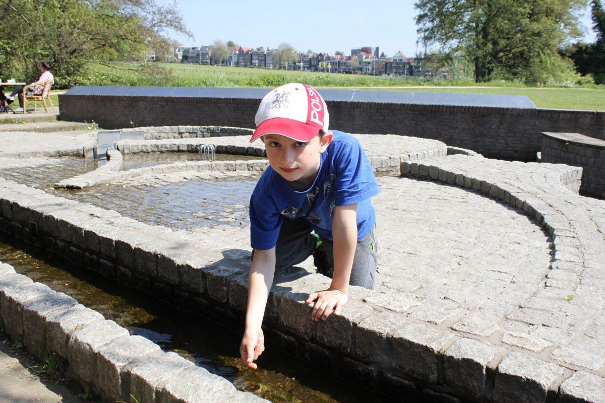 watermuseum waterspeelplaats buitenspelen arnhem