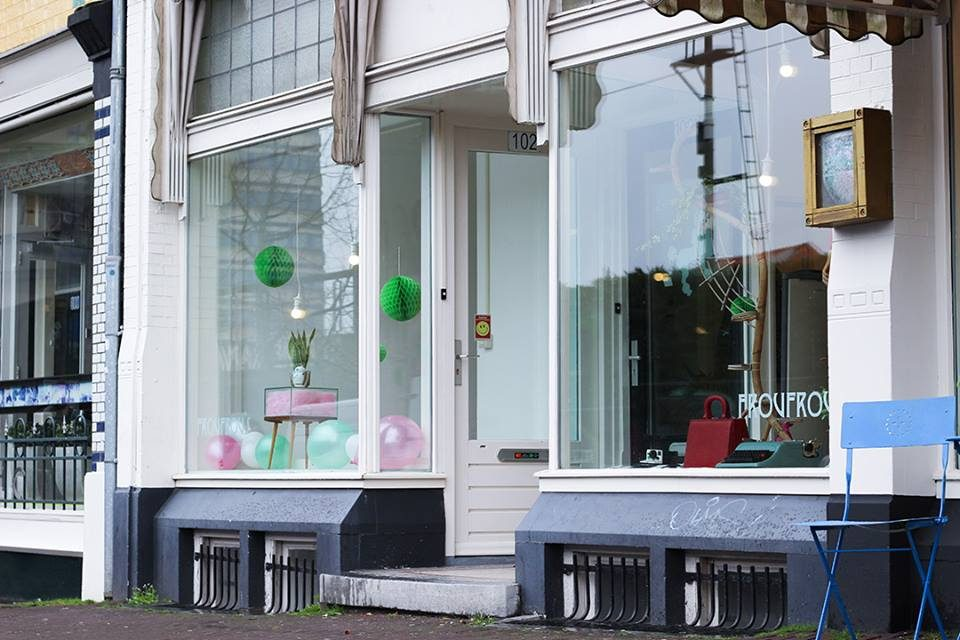 Froufrou's is de place to be voor al je vintagespullen