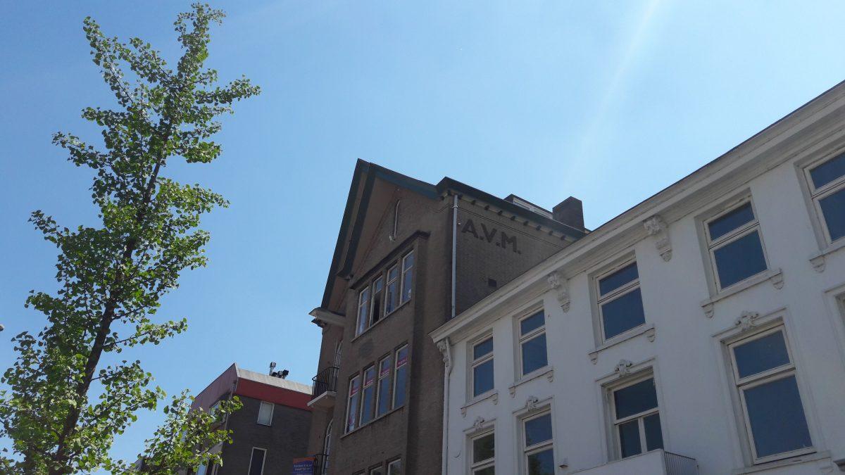AVM gebouw