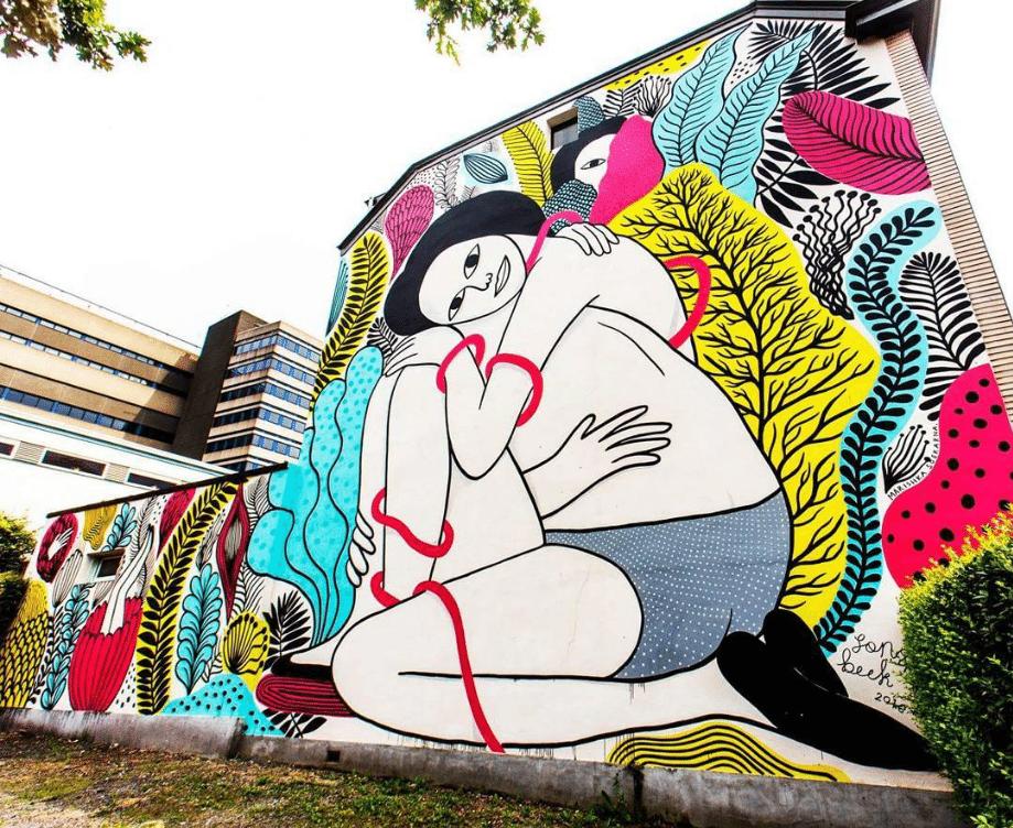bezienswaardigheden in arnhem street art