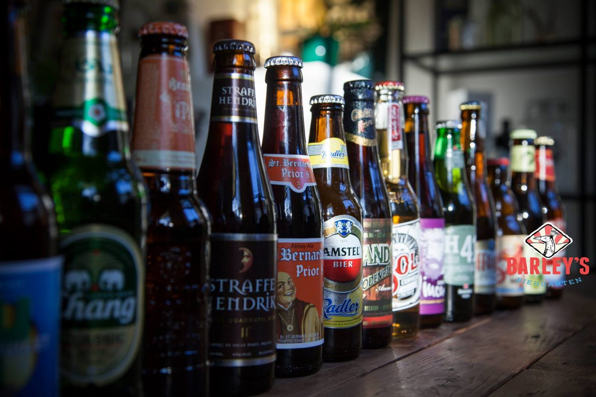 barleys-bier in arnhem