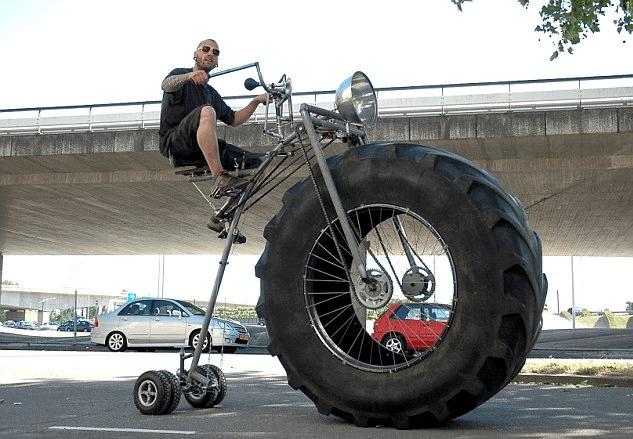 monsterbike wereldrecords