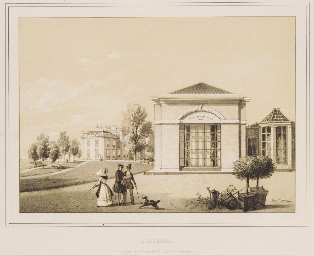 sonsbeek villa