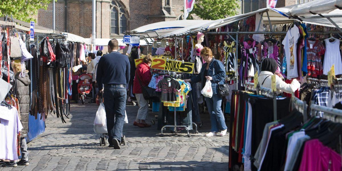 markt in arnhem