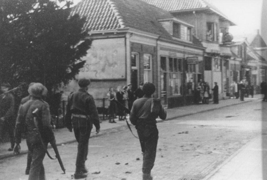bevrijding van arnhem 1945