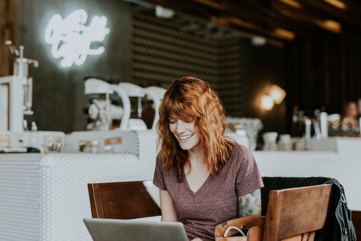 werkplekken laptop