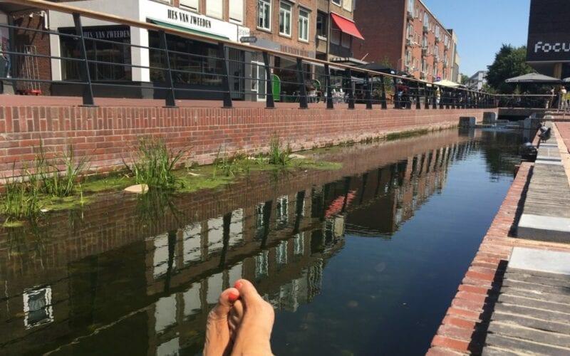 De Jansbeek. Foto: indebuurt Arnhem