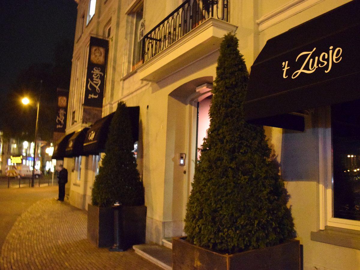 t zusje Arnhem restaurant