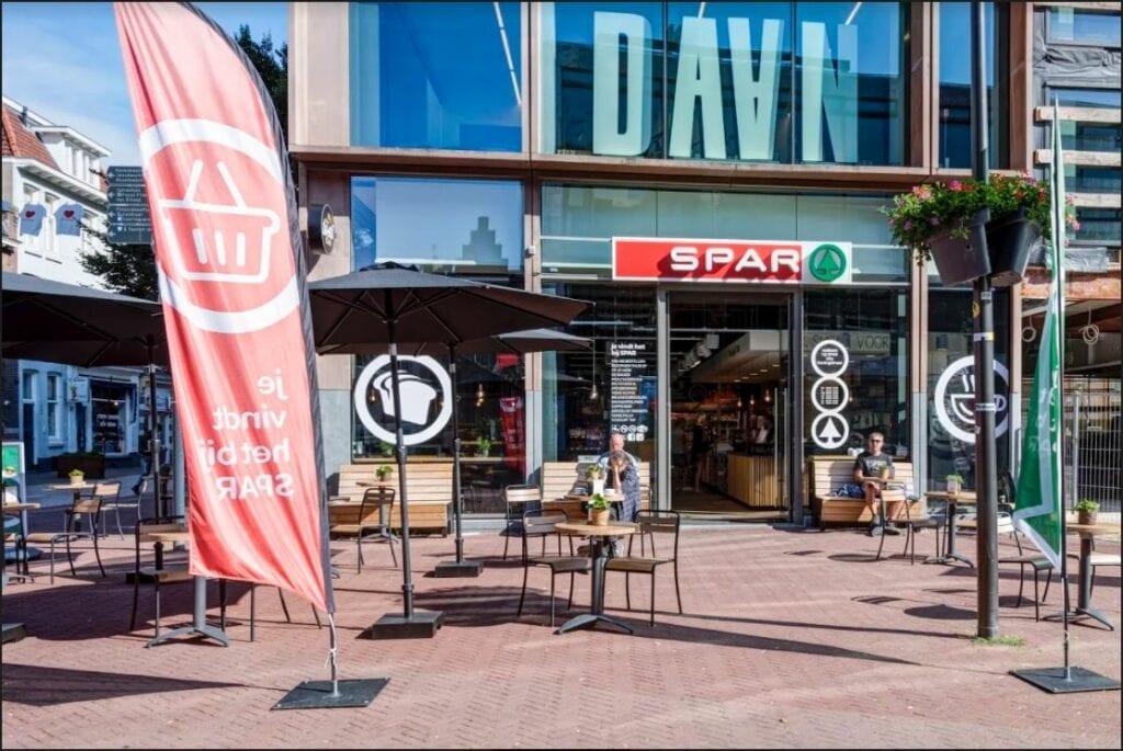 Spar centrum Arnhem