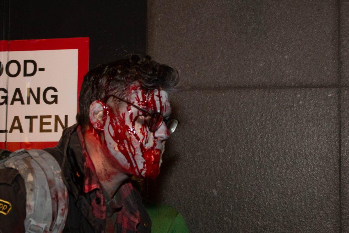 zombiewalk in arnhem