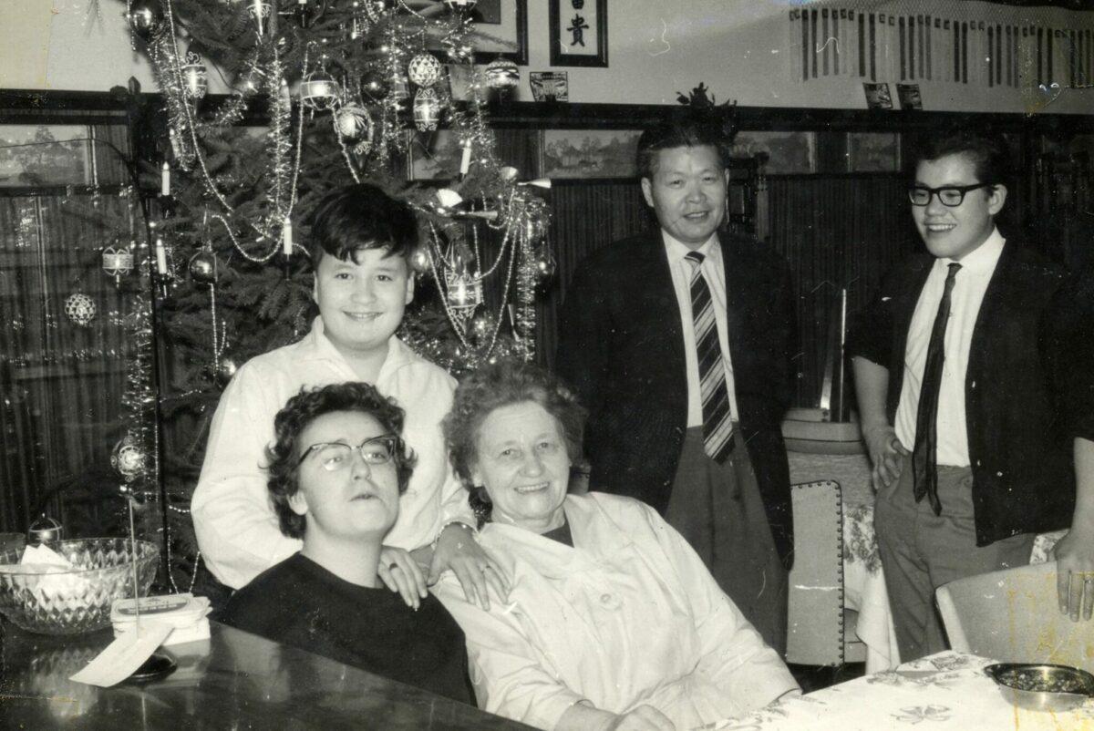 kerst vroeger Arnhem