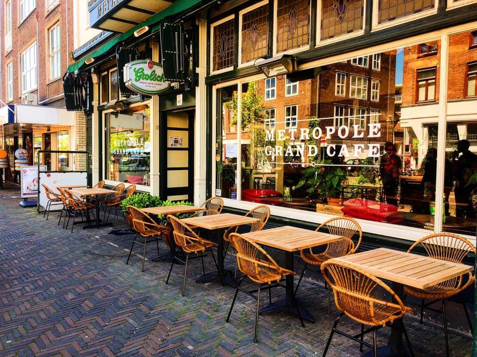 grand cafe metropole terras arnhem