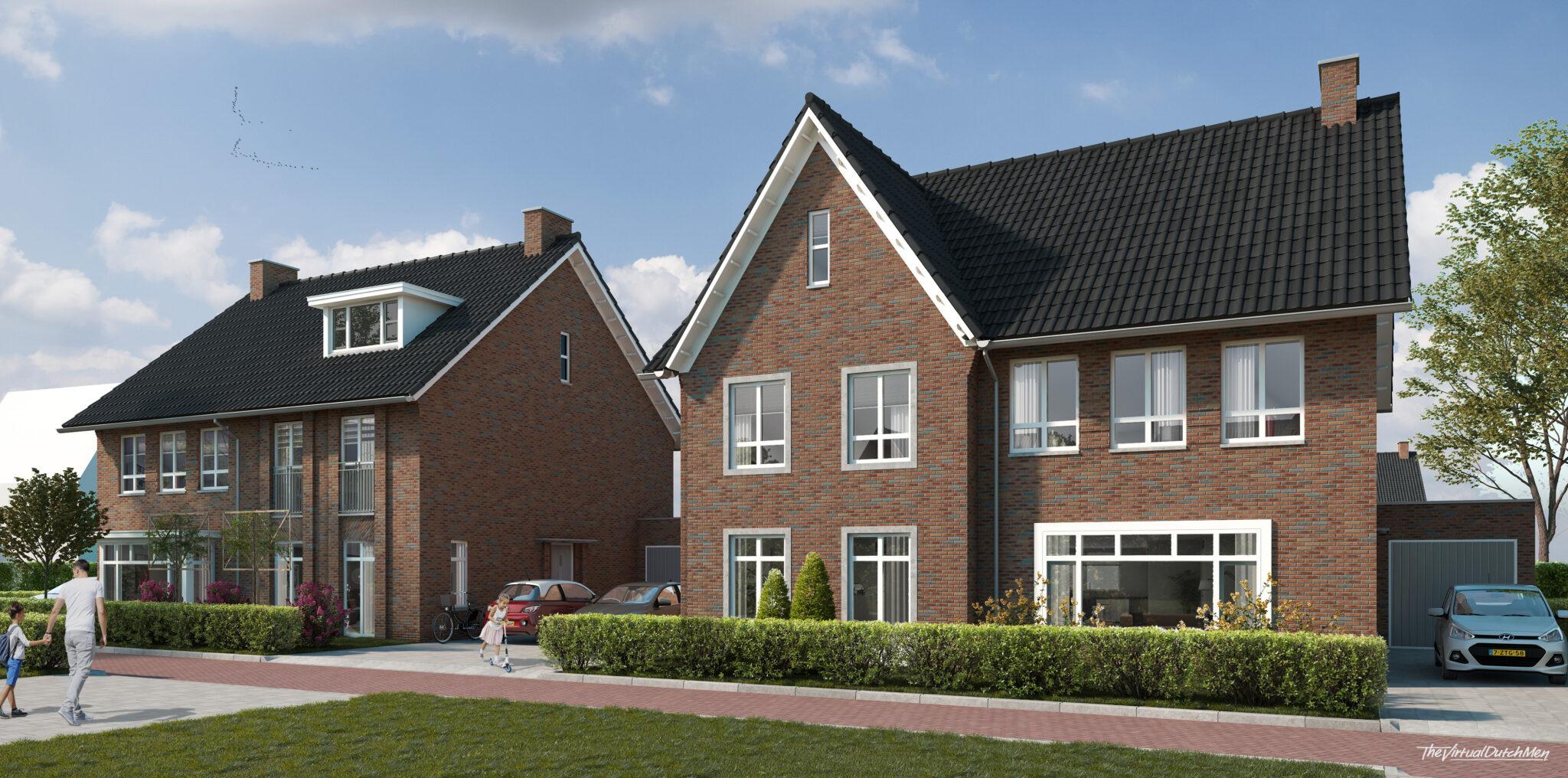 Nieuwbouwproject Wilgenvliet Schuytgraaf