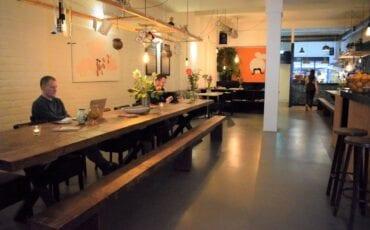 SEAT-en aan tafel bij Foodvia
