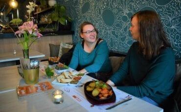 Win een gratis diner bij FoodVia