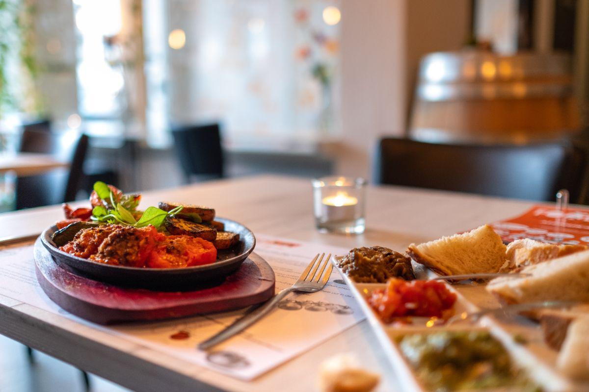 Lekker lunchen of dineren bij FoodVia