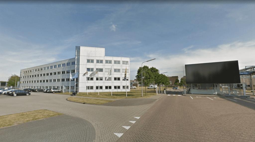 biomassacentrale van Veolia op Industriepark Kleefse Waard