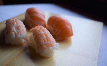 Onbeperkt sushi bij het Sonsbeekpaviljoen