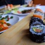 Oriental Tasting-menu in Sonsbeek