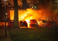 autobranden Arnhem