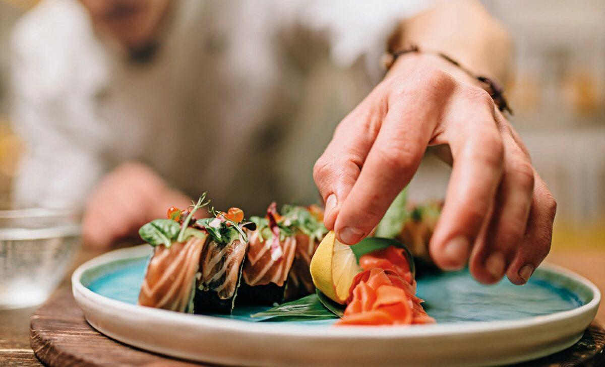 Win een gratis sushi abonnement