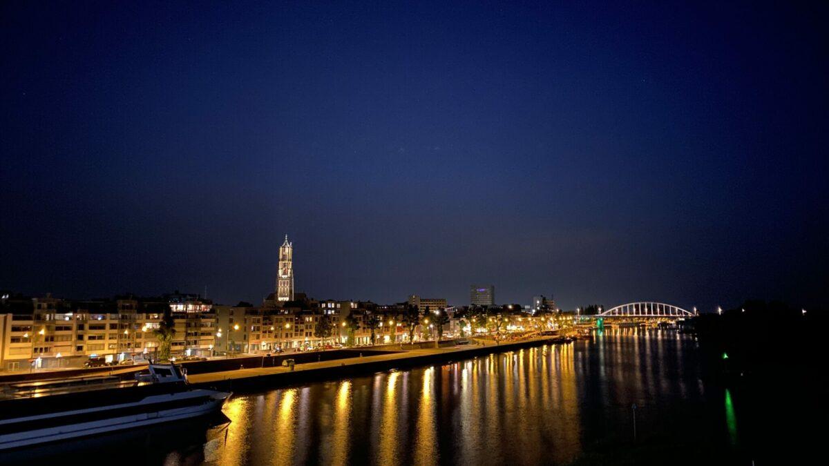 vallende sterren spotten in Arnhem