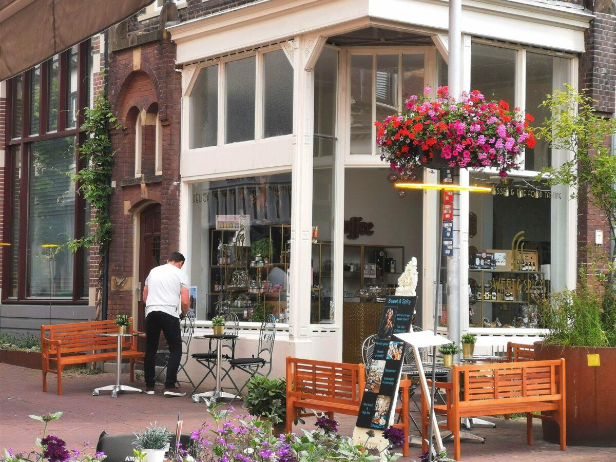 Sweet&Spicy Arnhem voor coffee to go!