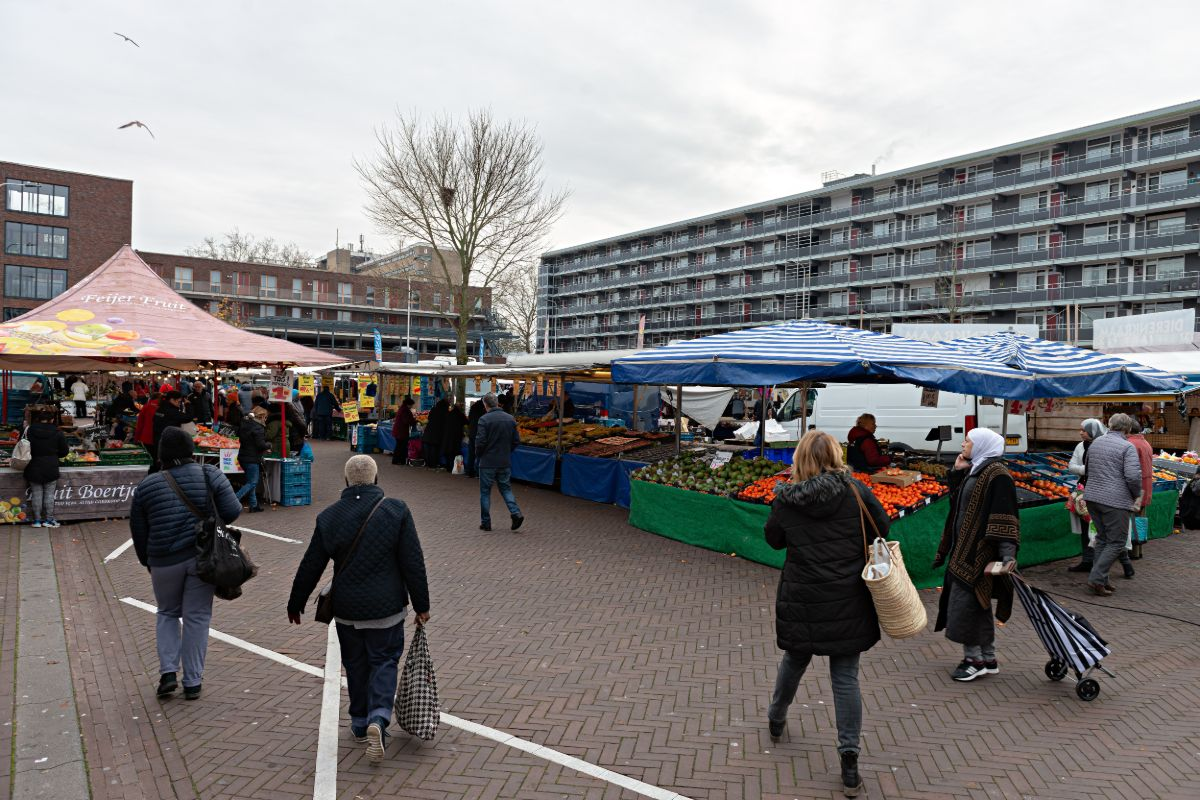 Elke woensdag markt in Malmburg