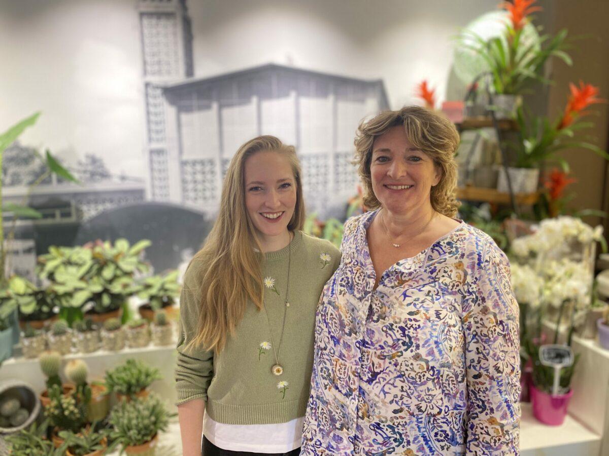 Lisa Langeveld en Angela Langeveld van Quattro