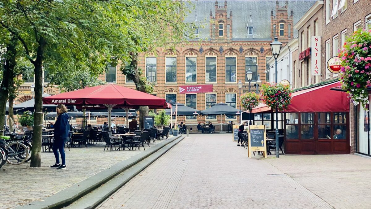 heel veel gratis in Arnhem