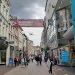 Het centrum van Arnhem. Foto: indebuurt Arnhem